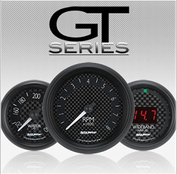 C-679SE GT (black full panel housing / black face-plate) Electric Speedometer