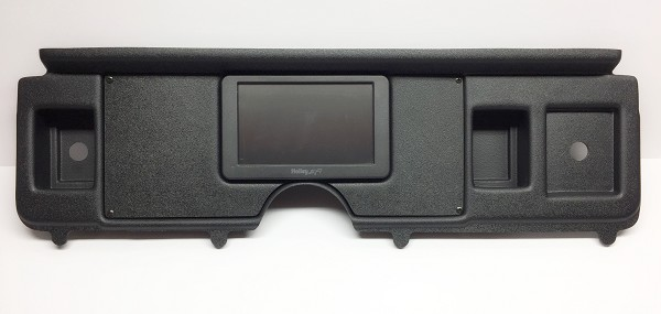 Holley 7.5 cluster housing (79-86)