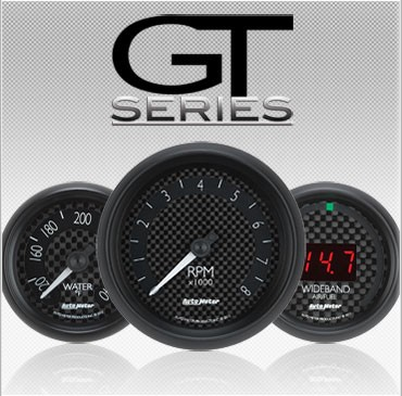 C-694SE GT (black housing) Electric Speedometer